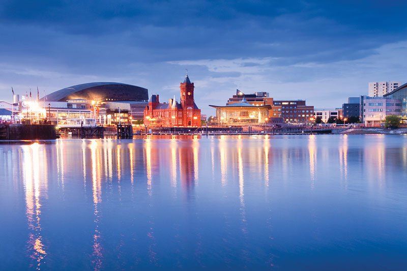 Property in Cardiff Bay